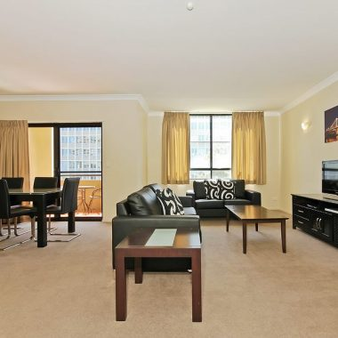 One Bedroom Apartment Brisbane